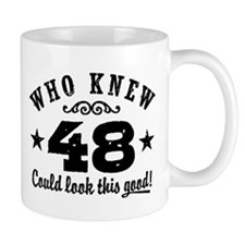 Funny 48th Birthday Mug
