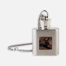 Sammy Flask Necklace