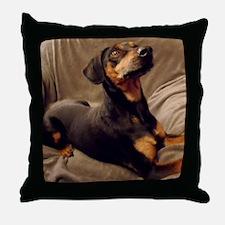 Sammy Throw Pillow