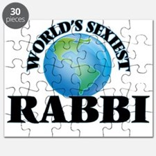 World's Sexiest Rabbi Puzzle