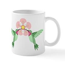 Hummingbird Blossom Mug