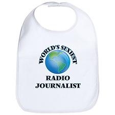 World's Sexiest Radio Journalist Bib