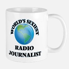 World's Sexiest Radio Journalist Mugs