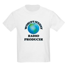 World's Sexiest Radio Producer T-Shirt
