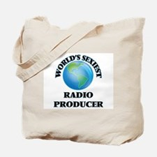 World's Sexiest Radio Producer Tote Bag