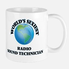 World's Sexiest Radio Sound Technician Mugs