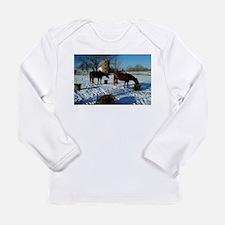 Sister and Kermit Long Sleeve T-Shirt