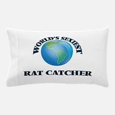 World's Sexiest Rat Catcher Pillow Case