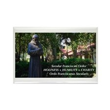 Saint Francis Magnets