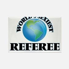 World's Sexiest Referee Magnets