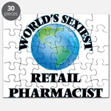 World's Sexiest Retail Pharmacist Puzzle