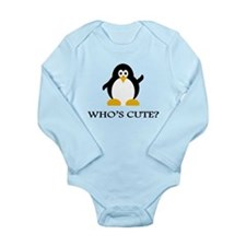 Who's Cute? Body Suit
