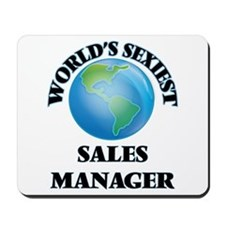 World's Sexiest Sales Manager Mousepad