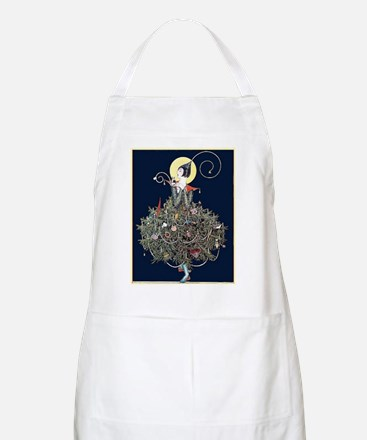 Deco Christmas Tree Apron
