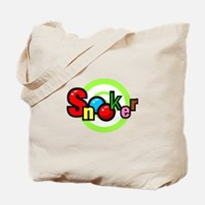 Snooker Pool and Billiards Game Tote Bag