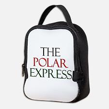 The Polar Express Neoprene Lunch Bag