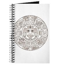 Mayan Circle Journal