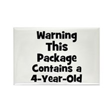 WARNING~This package contains Rectangle Magnet