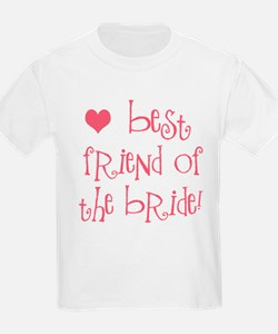 Best Friend of the Bride T-Shirt