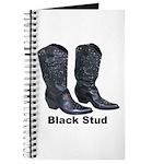 Yo Black Stud Journal