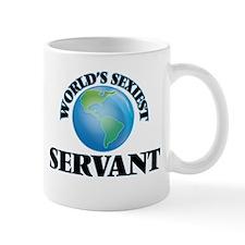 World's Sexiest Servant Mugs