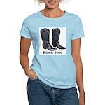 Yo Black Stud Women's Light T-Shirt