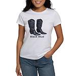 Yo Black Stud Women's T-Shirt