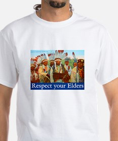 RESPECT YOUR ELDERS Shirt