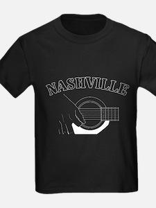 Nashville guitar music T-Shirt