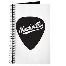Nashville Guitar Pick Journal