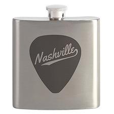 Nashville Guitar Pick Flask