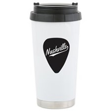 Nashville Guitar Pick Travel Mug