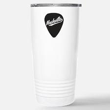 Nashville Guitar Pick Travel Mug