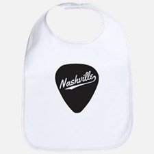 Nashville Guitar Pick Bib