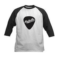 Nashville Guitar Pick Baseball Jersey