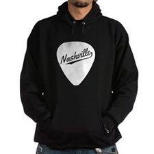 Nashville Guitar Pick Hoodie