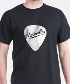 Nashville Guitar Pick T-Shirt
