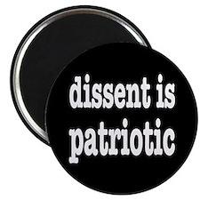 Dissent Is Patriotic Magnet