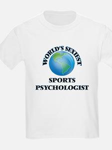 World's Sexiest Sports Psychologist T-Shirt