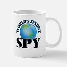 World's Sexiest Spy Mugs