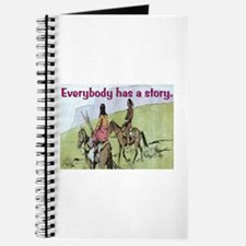 EVERYBODY HAS A STORY Journal