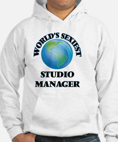 World's Sexiest Studio Manager Hoodie