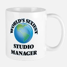 World's Sexiest Studio Manager Mugs
