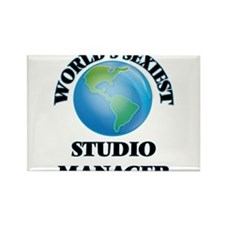World's Sexiest Studio Manager Magnets