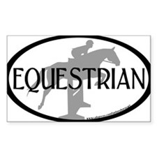 Cute Equestrian Decal