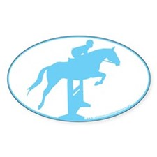 Funny Horseback Decal