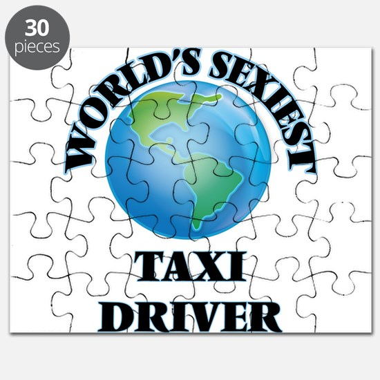 World's Sexiest Taxi Driver Puzzle