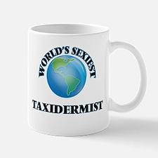 World's Sexiest Taxidermist Mugs