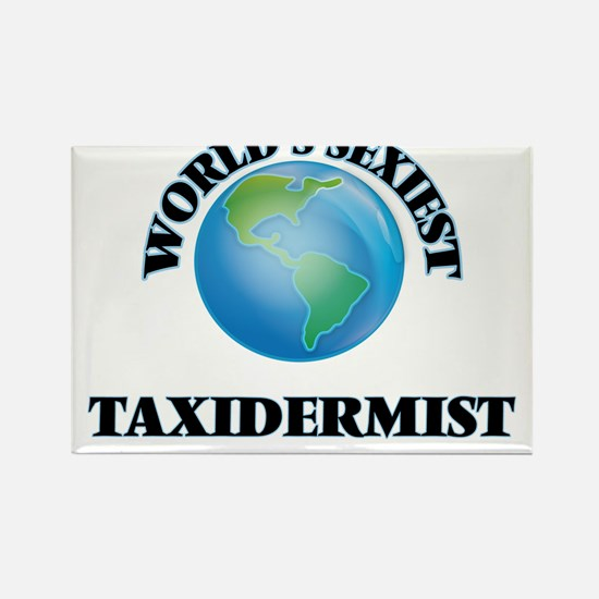 World's Sexiest Taxidermist Magnets