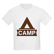 Camp tent T-Shirt